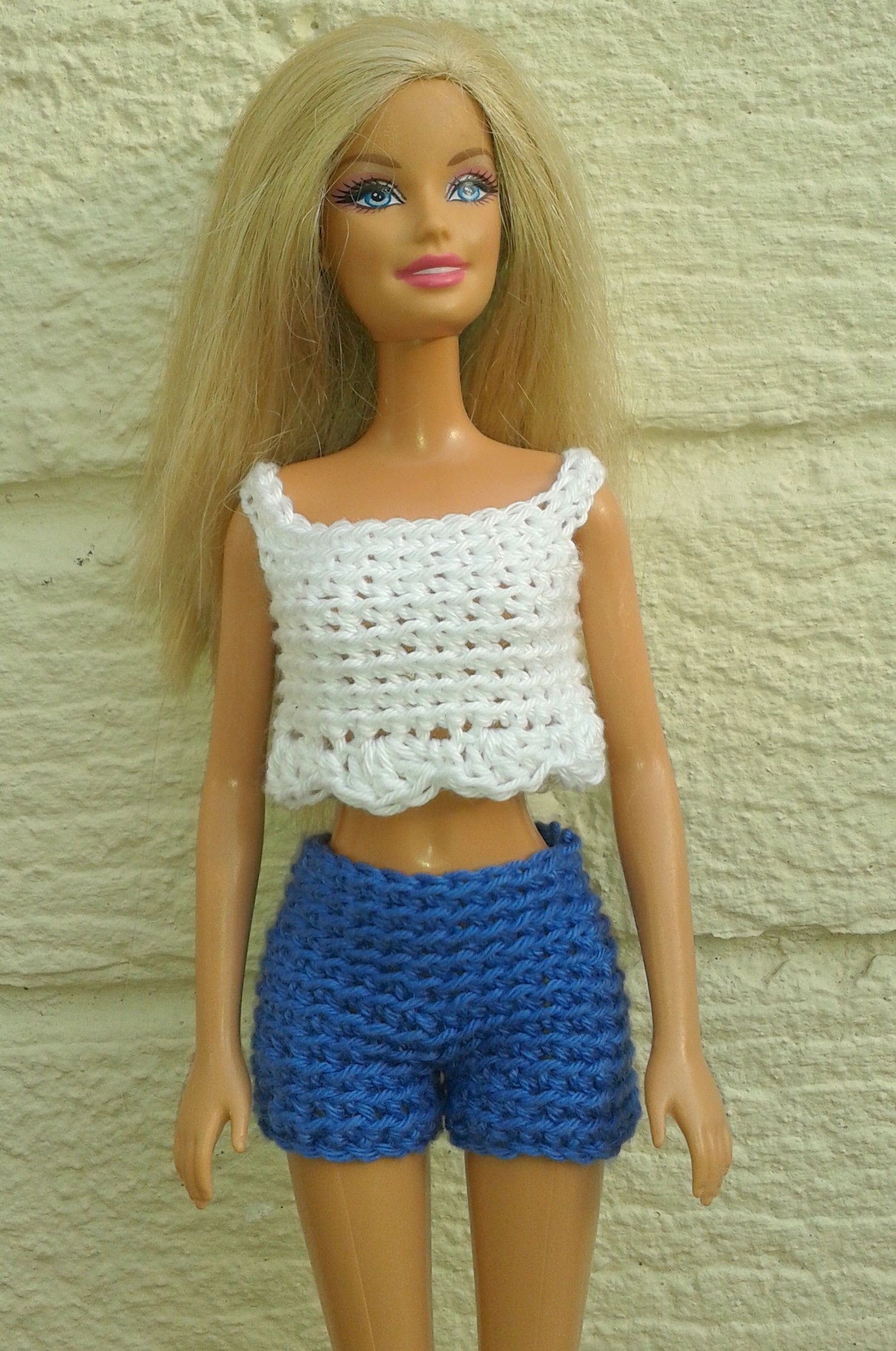 Barbie Crochet Patterns New This Outfit Was Inspired by A Shopping Trip to topshop Of Wonderful 45 Ideas Barbie Crochet Patterns