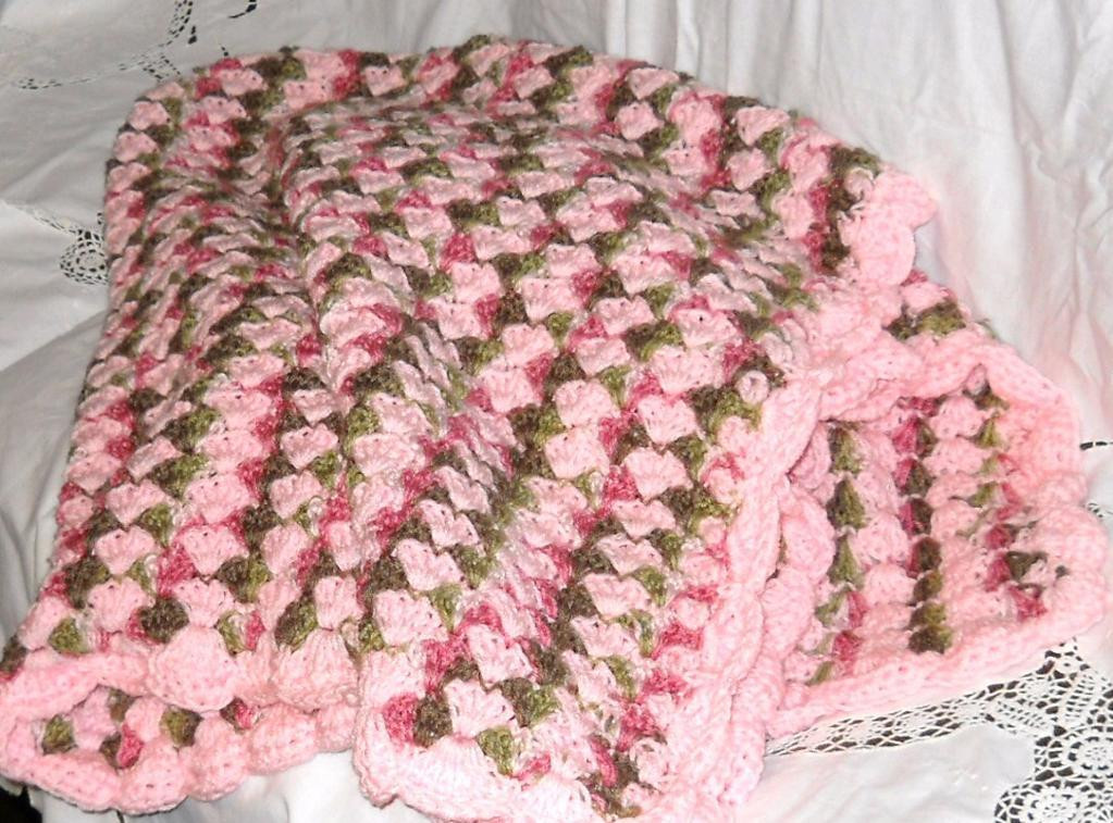Basic Crochet Patterns Awesome Simple Shells Afghan by Conniescrogift9 Of Amazing 47 Ideas Basic Crochet Patterns