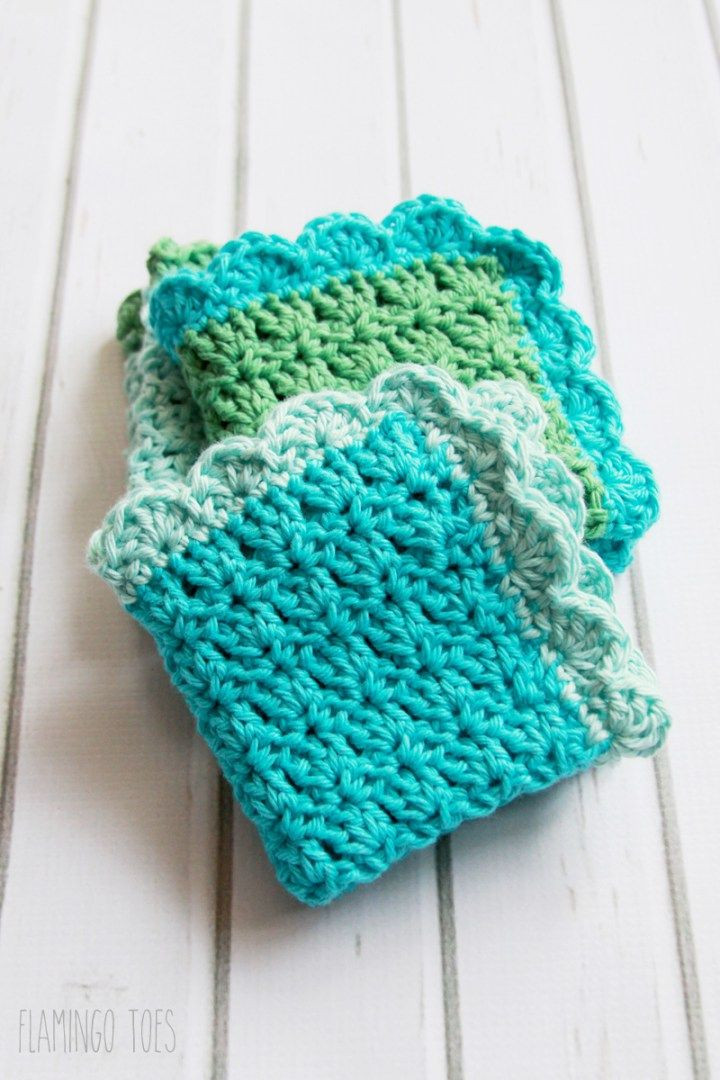 Basic Crochet Patterns Unique 1000 Ideas About Crochet Dishcloth Patterns On Pinterest Of Amazing 47 Ideas Basic Crochet Patterns