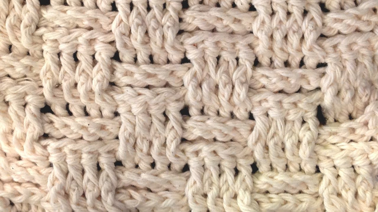 Basketweave Stitch Awesome Basket Weave Stitch Crochet How to Of Innovative 48 Photos Basketweave Stitch