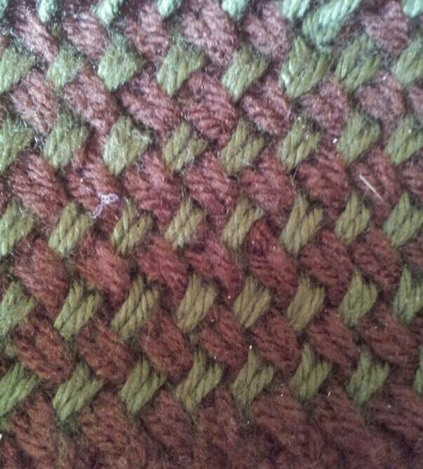 Basketweave Stitch Beautiful Plaited Basketweave Stitch Scarf Of Innovative 48 Photos Basketweave Stitch