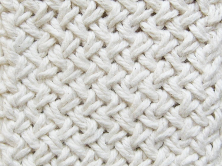 Basketweave Stitch New Diagonal Basketweave Knitting Pattern How Did You Make Of Innovative 48 Photos Basketweave Stitch