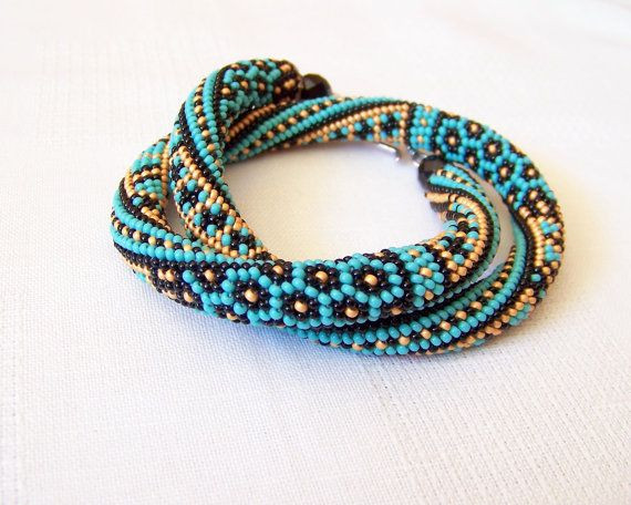 Bead Crochet Rope Fresh 17 Best Images About Bead Crochet On Pinterest Of Attractive 50 Images Bead Crochet Rope