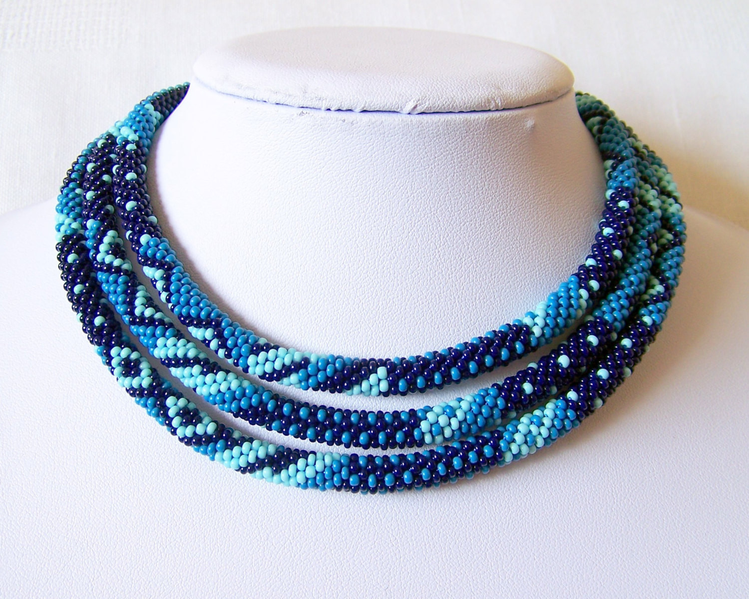 Bead Crochet Rope New Long Beaded Crochet Rope Necklace Beadwork Seed Beads by Of Attractive 50 Images Bead Crochet Rope