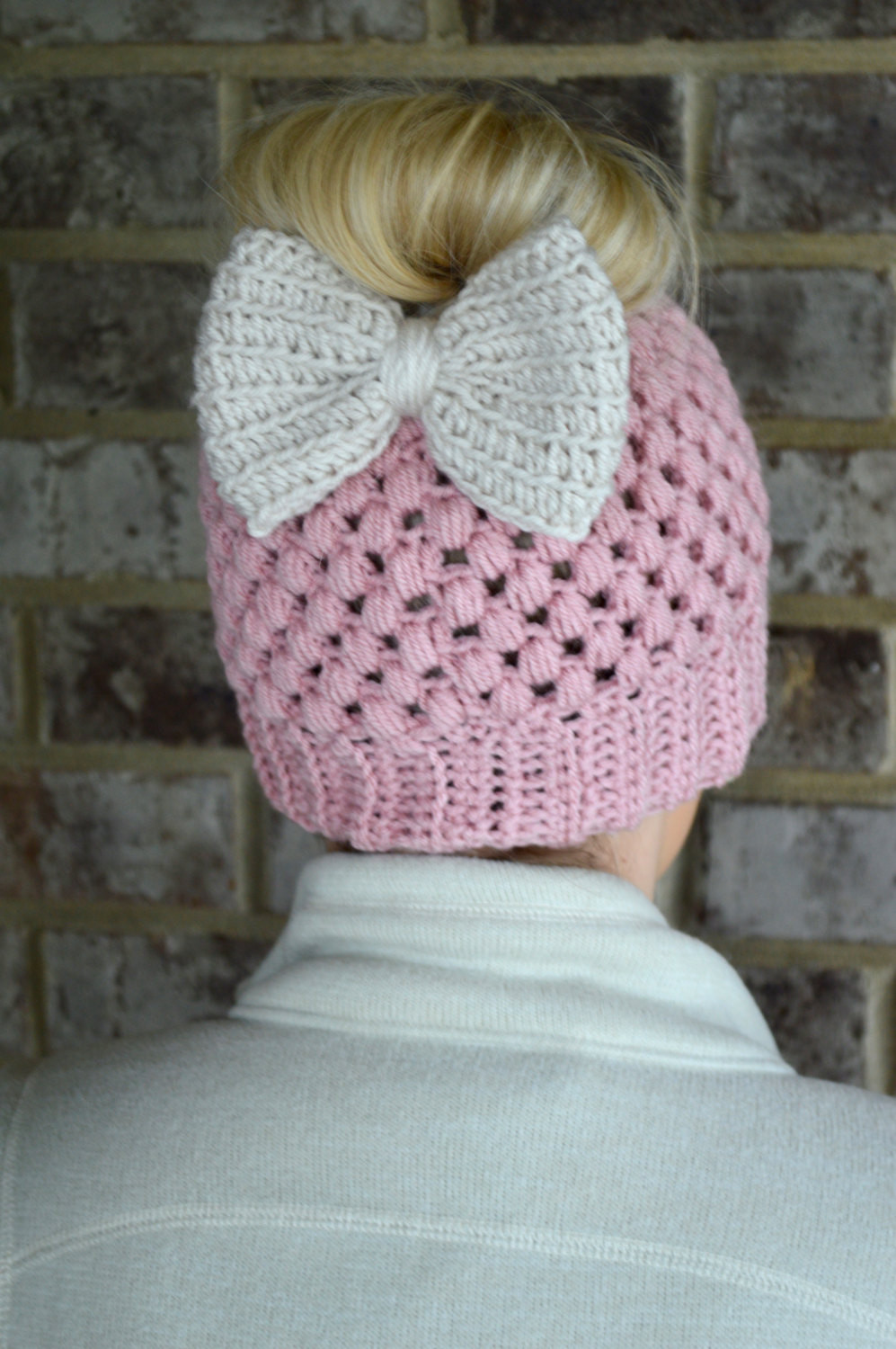 Beanie for Buns Best Of Messy Bun Beanie with Bow Bow Messy Bun Beanie top Knot Of Wonderful 42 Photos Beanie for Buns