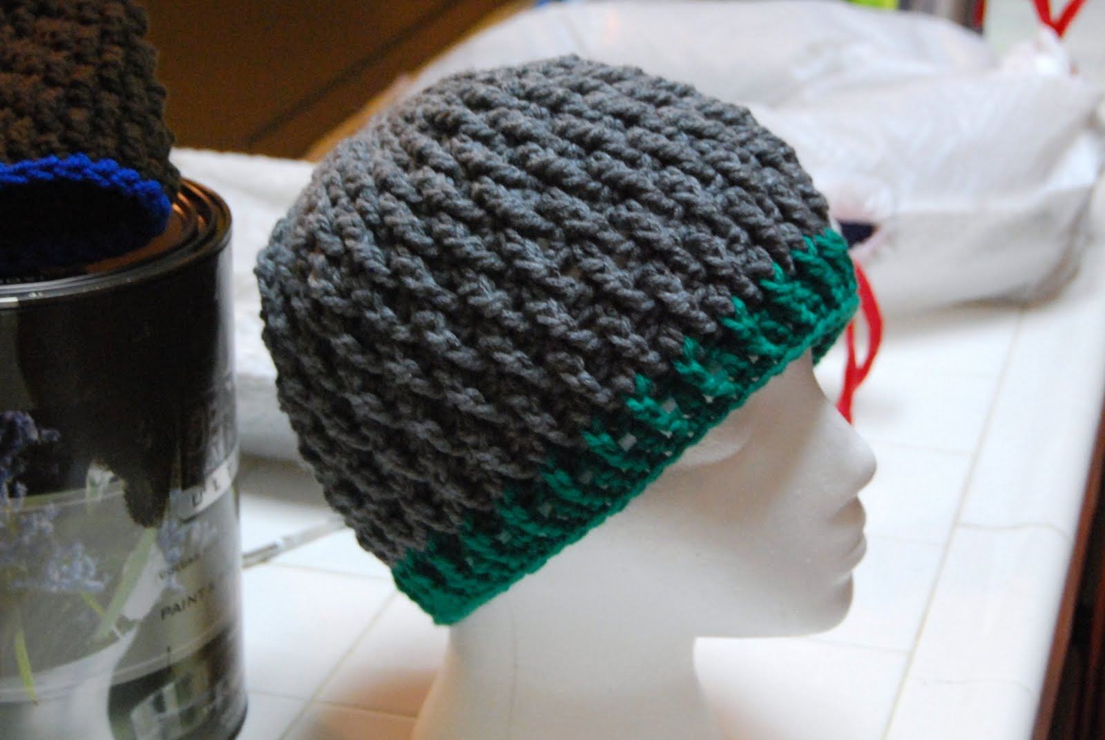 Beanie Hat Pattern Inspirational the Laughing Willow Deeply Textured Hat Free Pattern and Of Amazing 45 Ideas Beanie Hat Pattern
