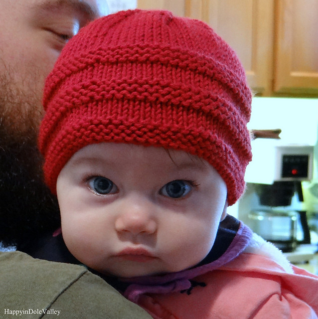 Beanie Knitting Pattern Luxury 1 2 3 Knit Baby Beanie – Free Pattern Of Marvelous 50 Pictures Beanie Knitting Pattern