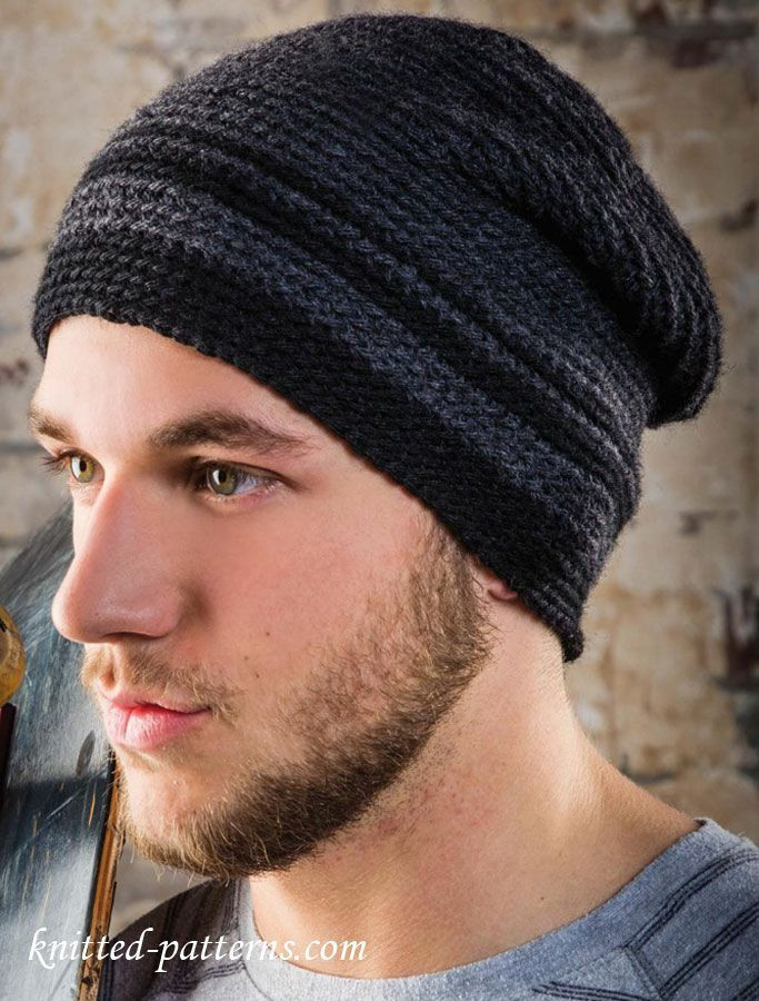 Beanies for Men Beautiful Men S Beanie Free Crochet Pattern Sizes Small Medium and Of Amazing 47 Images Beanies for Men