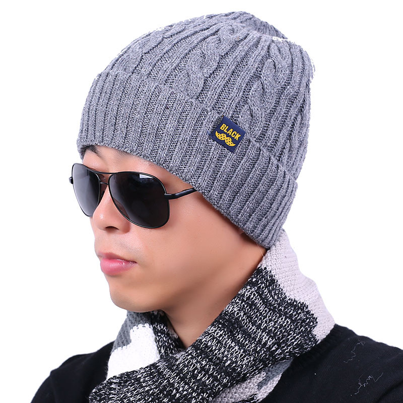 Beanies for Men Fresh 2016 New Adult Skullies Bonnet Winter Hat for Men Wool Of Amazing 47 Images Beanies for Men