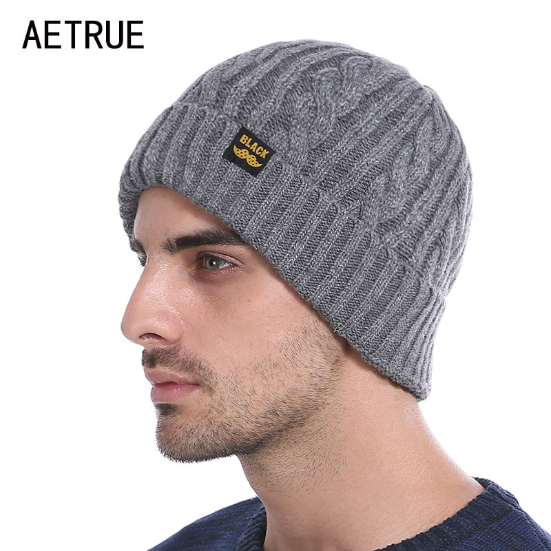 Beanies for Men Luxury Aliexpress Buy Brand Winter Beanies Men Winter Hats Of Amazing 47 Images Beanies for Men