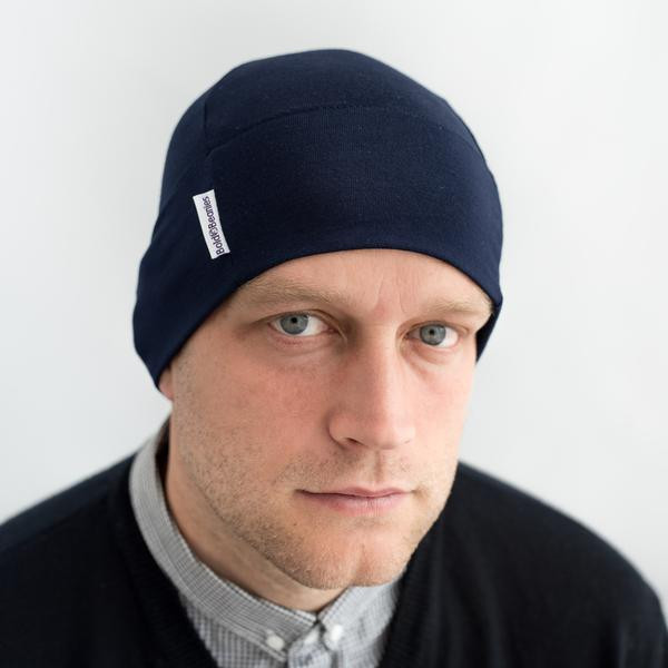Beanies for Men New Navy Plain Men S Bold Beanies Hat Cancer Chemo Alopecia Cap Of Amazing 47 Images Beanies for Men