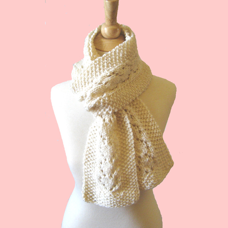 Beautiful 10 Easy Lace Knitting Stitches & Patterns Lacy Scarf Knitting Pattern Of Superb 46 Models Lacy Scarf Knitting Pattern