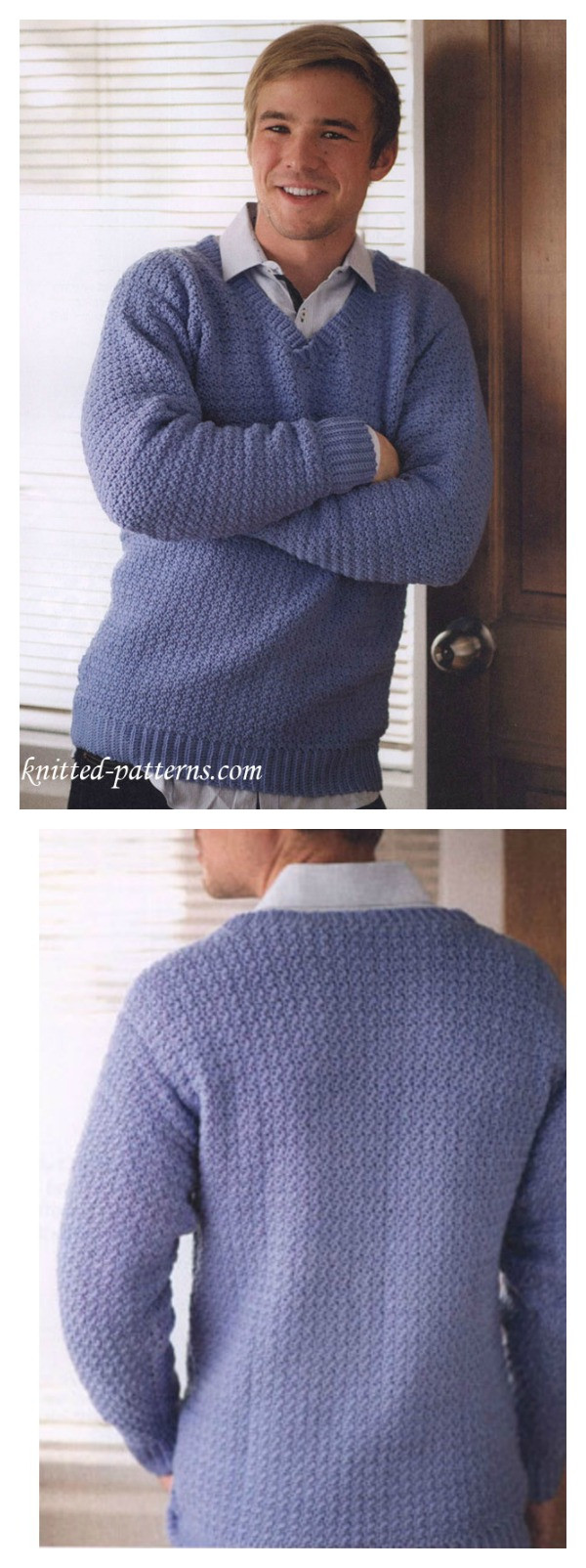 Beautiful 10 Free Men S Crochet Patterns for Holiday Gift Ideas Crochet Mens Sweater Of Attractive 49 Pictures Crochet Mens Sweater
