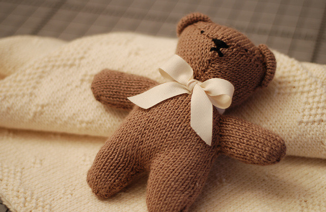 Beautiful 10 Teddy Bear Knitting Patterns the Funky Stitch Knitted Bear Pattern Of Brilliant 42 Photos Knitted Bear Pattern