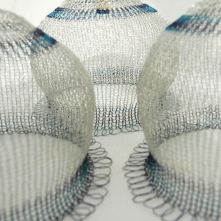Beautiful 1000 Images About Crocheted Lampshades On Pinterest Wire Crochet Of Wonderful 40 Photos Wire Crochet