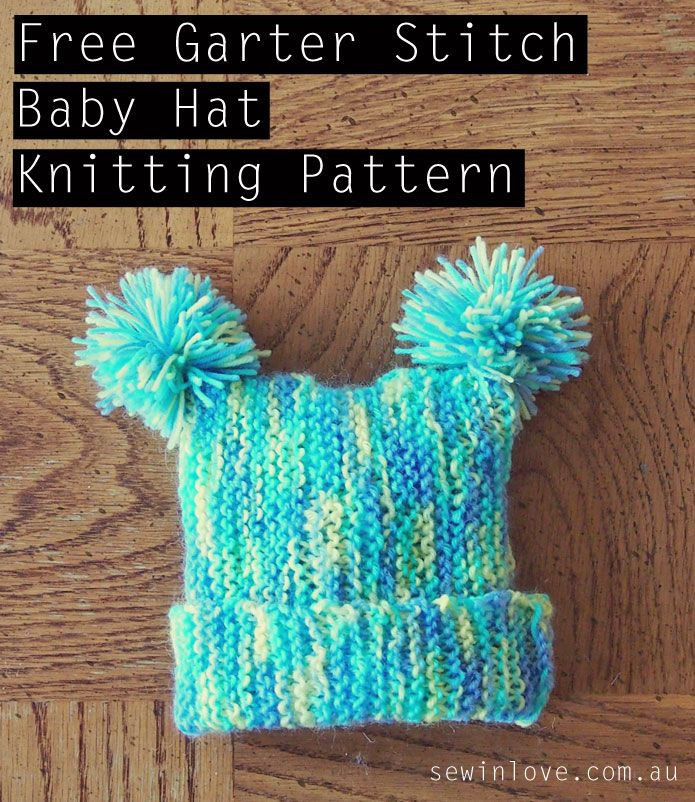 Beautiful 1000 Images About Knitting for Babies Hats and Booties Free Knitting Patterns for Beginners Of New 40 Models Free Knitting Patterns for Beginners