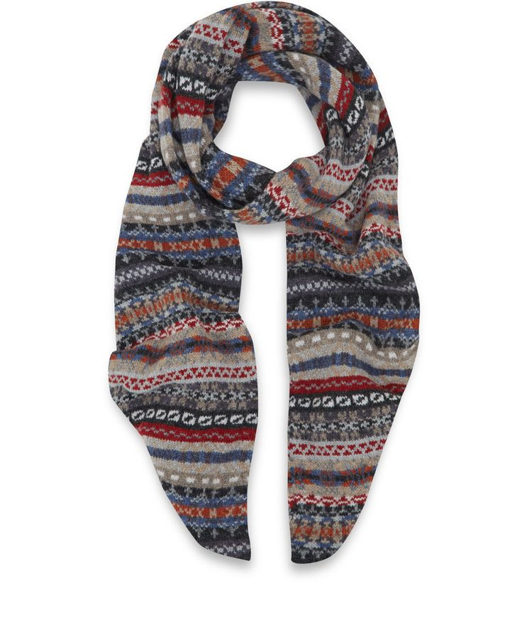 Beautiful 1000 Images About Men S Fair isles On Pinterest Fair isle Scarf Of New 40 Pics Fair isle Scarf