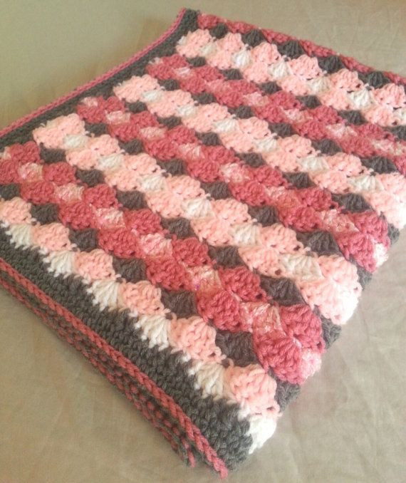 Beautiful 1000 Images About Reversible Afghan On Pinterest Shell Afghan Pattern Of Innovative 43 Pictures Shell Afghan Pattern