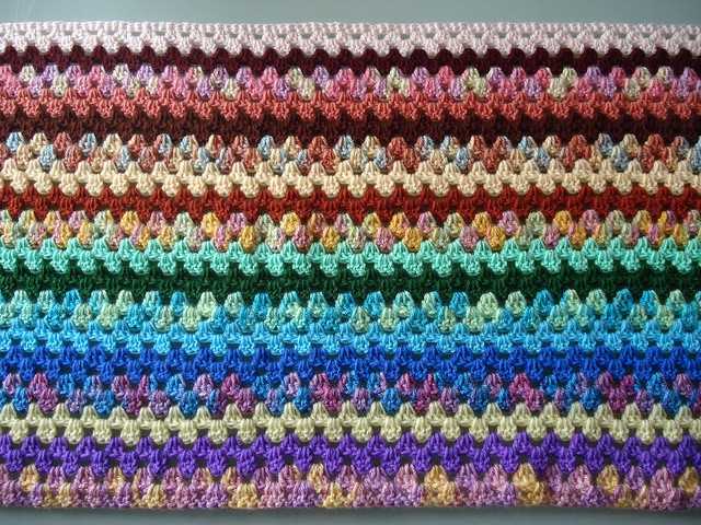 Beautiful 101 Best Images About Crochet Afghans without Motifs On Variegated Yarn Crochet Of Incredible 46 Images Variegated Yarn Crochet
