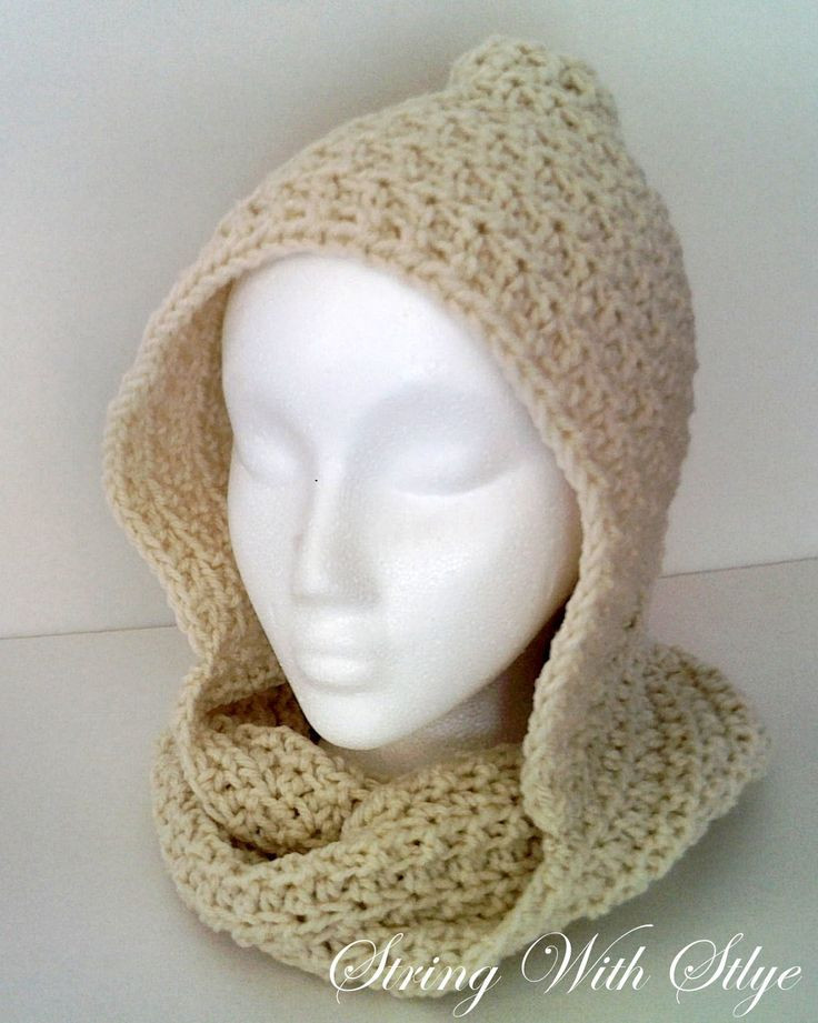 Beautiful 115 Best Crochet Hoods Images On Pinterest Free Hooded Scarf Crochet Pattern Of Awesome 40 Models Free Hooded Scarf Crochet Pattern