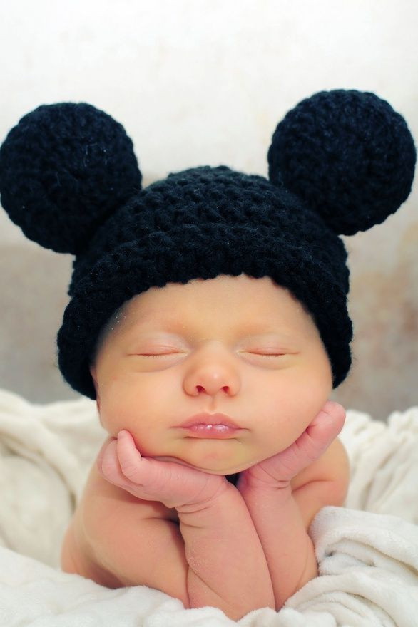 Beautiful 118 Best Images About Art Mickey Mouse Ears On Pinterest Crochet Baby Hat with Ears Of Lovely 43 Pics Crochet Baby Hat with Ears