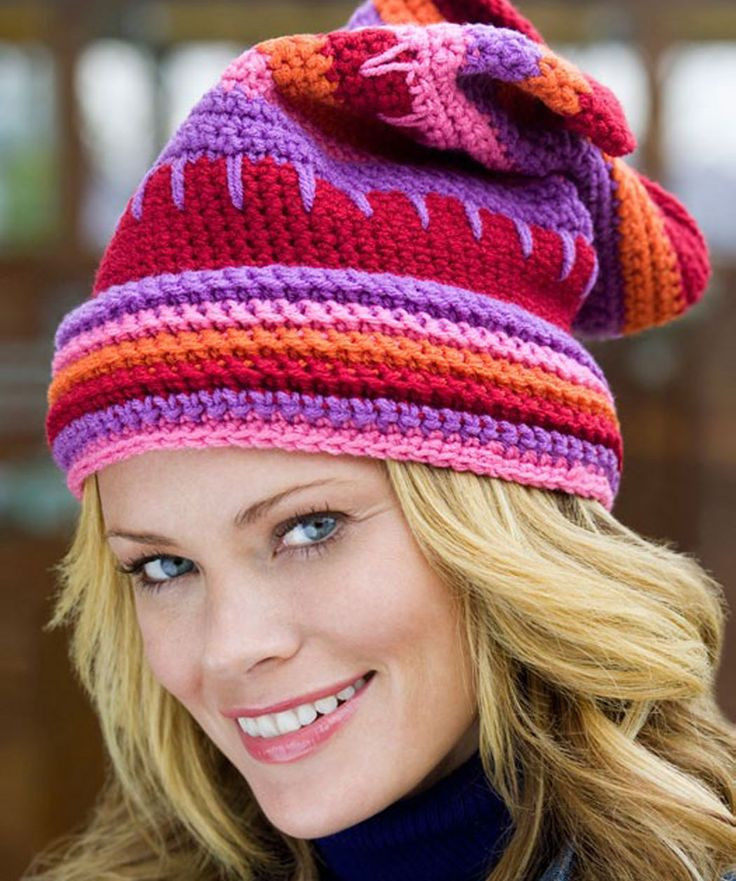 12 Free Hat Patterns to Knit or Crochet