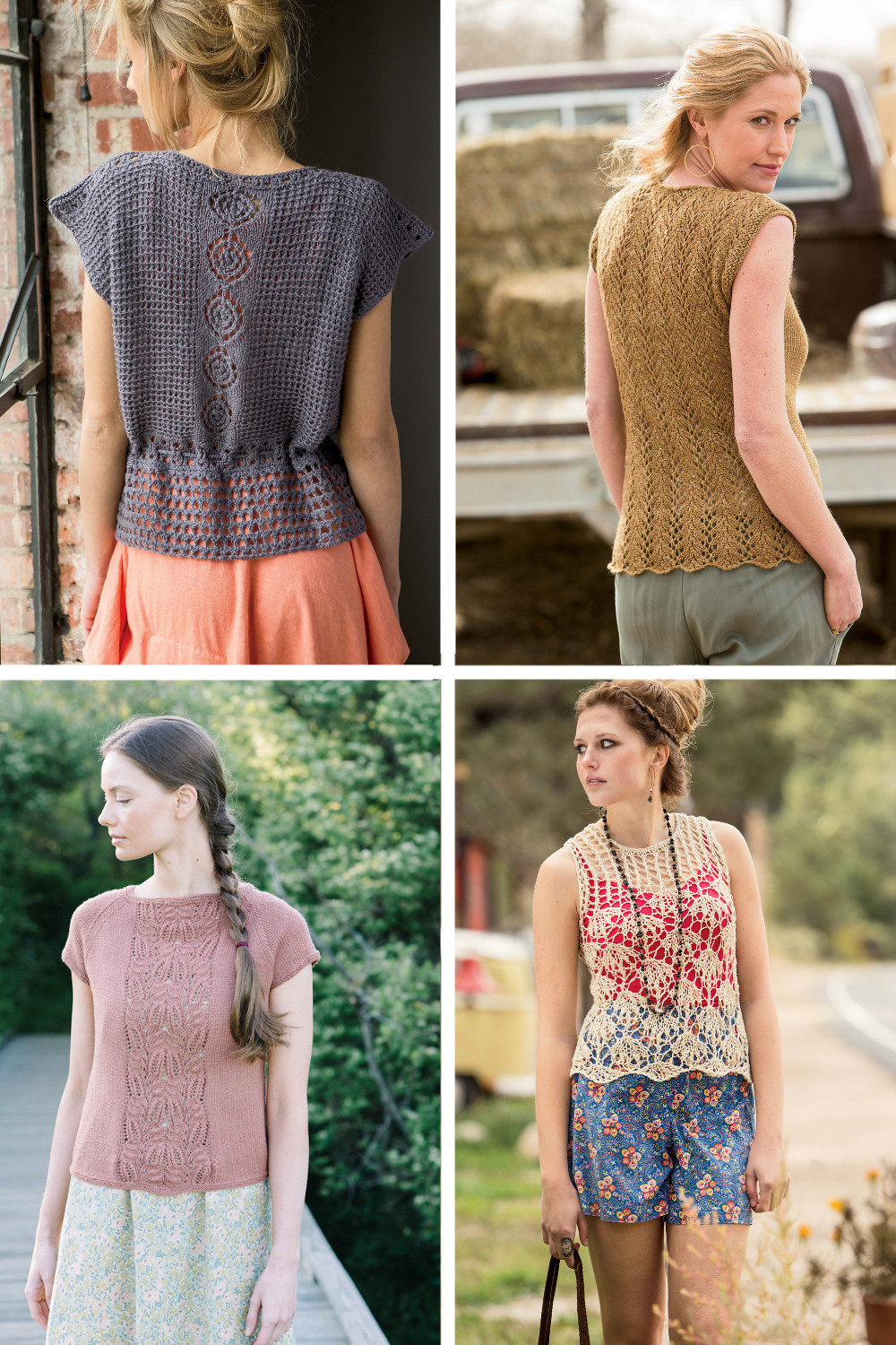 Beautiful 12 Gorgeous Summer Knitting Patterns — Sew Diy Summer Knitting Patterns Of Perfect 47 Pictures Summer Knitting Patterns
