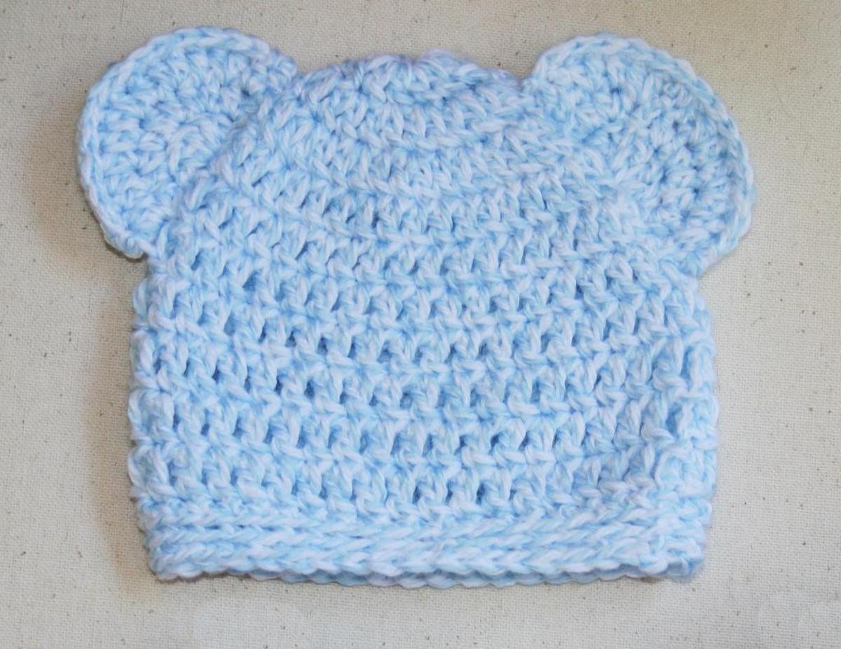 Beautiful 12 Newborn Crochet Hat Patterns to Download for Free Newborn Hat Pattern Of Great 46 Models Newborn Hat Pattern