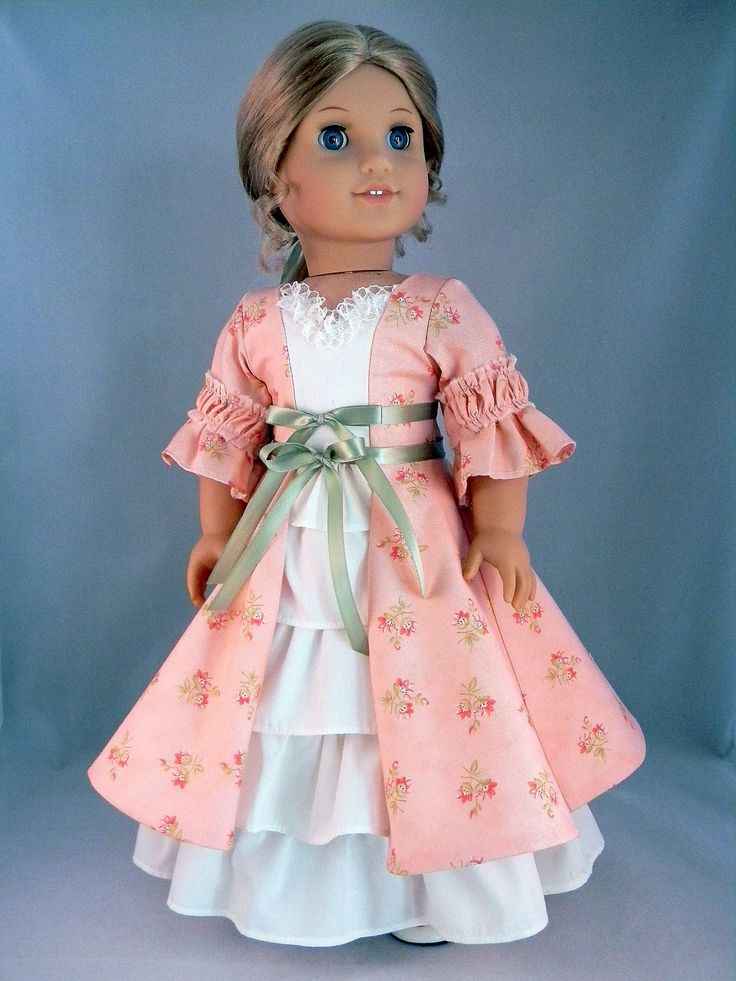 Beautiful 121 Best Images About American Girl Felicity Elizabeth American Doll Dresses Of Great 47 Images American Doll Dresses