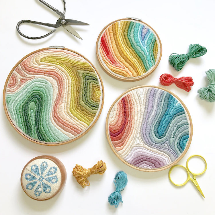 Beautiful 15 Embroidery Patterns that You Can Start Sewing today Modern Embroidery Patterns Of Brilliant 49 Pics Modern Embroidery Patterns