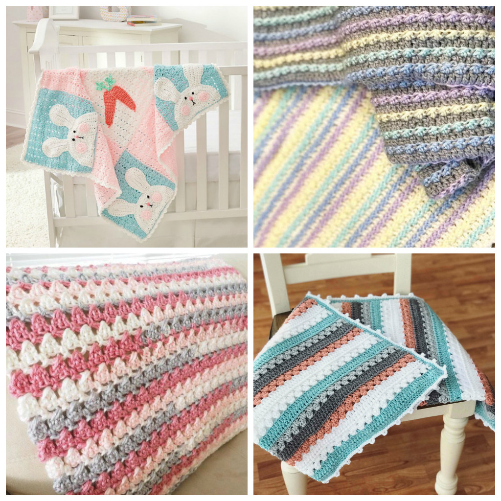 Beautiful 15 Free Easy Crochet Baby Blanket Patterns Perfect for Crochet Blanket Patterns for Beginners Of Charming 50 Pictures Crochet Blanket Patterns for Beginners