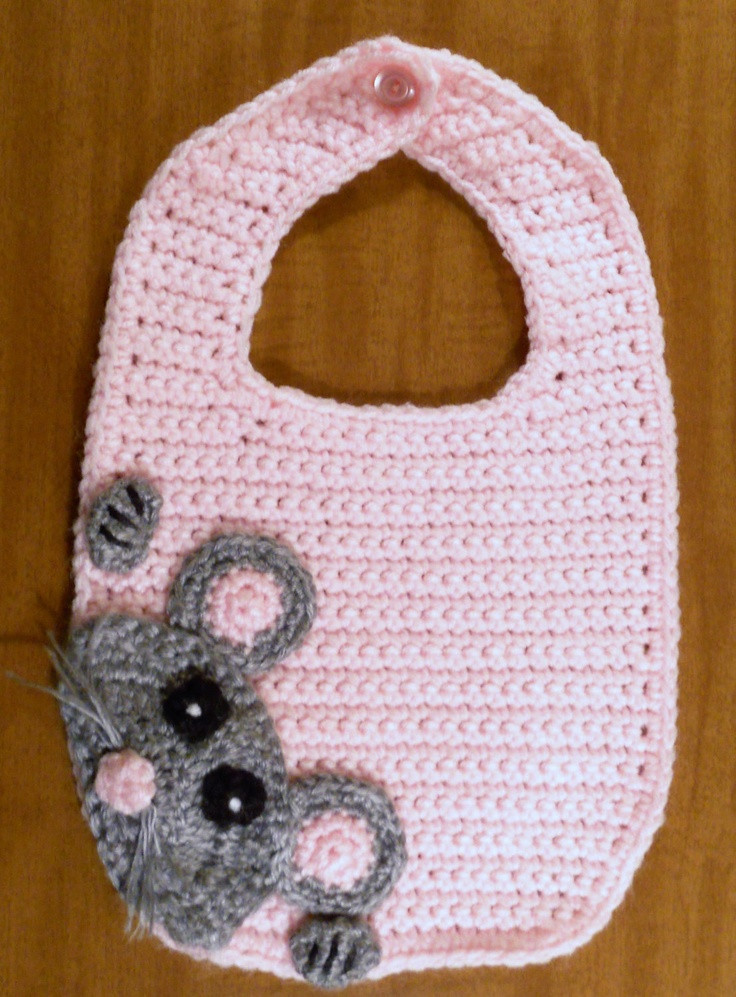 Beautiful 17 Best Images About Bibs & Pacifires Holders On Pinterest Crochet Baby Bibs Of Wonderful 45 Models Crochet Baby Bibs