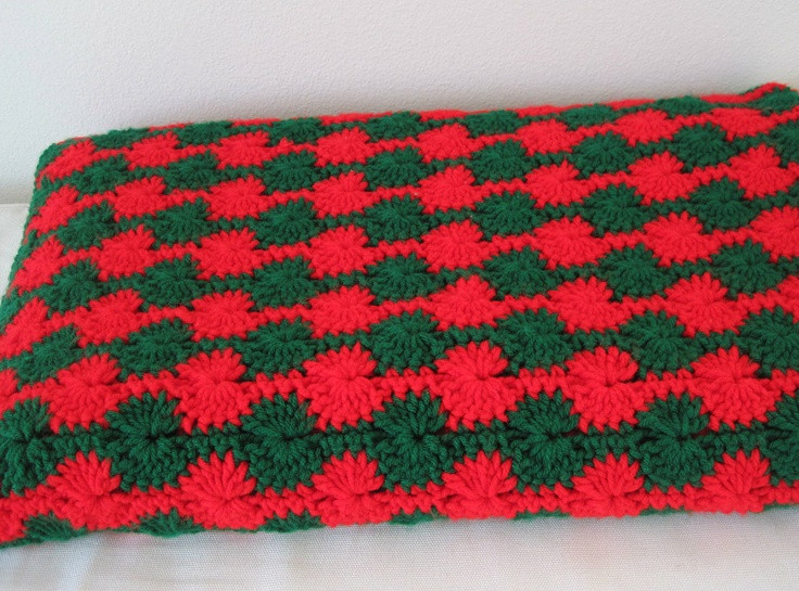 Beautiful 17 Best Images About Christmas Afghans On Pinterest Crochet Christmas Afghan Of Contemporary 48 Pics Crochet Christmas Afghan