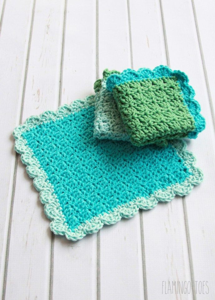 Beautiful 17 Best Images About Crochet Knit Dish Cloths Kitchen Etc Knitted Dish Rags Of New 45 Ideas Knitted Dish Rags
