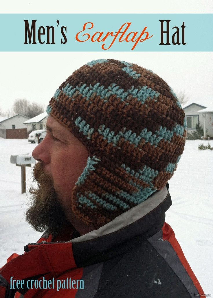 Beautiful 17 Best Images About Crochet Mens Hat On Pinterest Mens Hat Pattern Of Amazing 43 Pictures Mens Hat Pattern