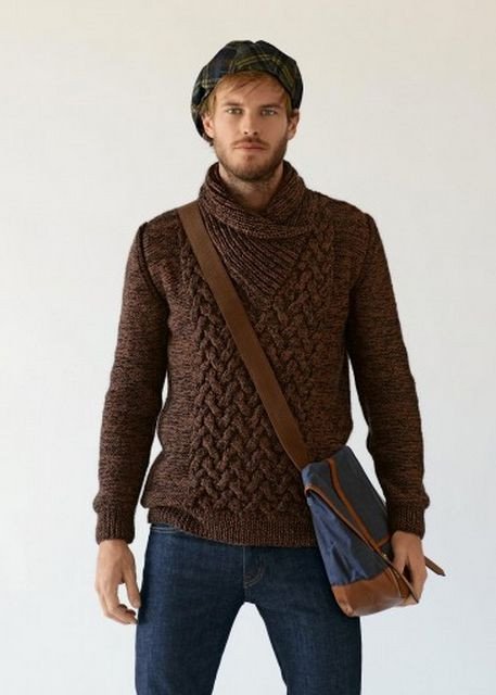 Beautiful 17 Best Images About Knit for Men On Pinterest Crochet Mens Sweater Pattern Of Wonderful 50 Pics Crochet Mens Sweater Pattern