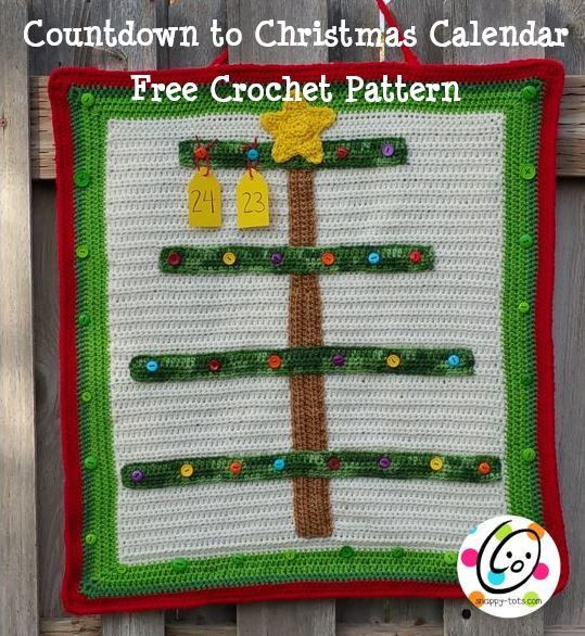 Beautiful 17 Best Images About Snappy tots Cal On Pinterest Crochet Advent Calendar Of Fresh 48 Models Crochet Advent Calendar