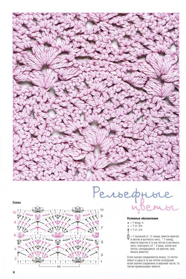Beautiful 171 Best Images About Diagrame Pt Crosetat On Pinterest Pretty Crochet Stitches Of Incredible 48 Pics Pretty Crochet Stitches