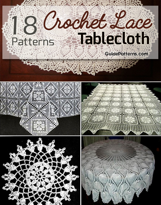 Beautiful 18 Easy Crochet Lace Tablecloth Patterns Crochet Lace Tablecloths Of Luxury 47 Images Crochet Lace Tablecloths