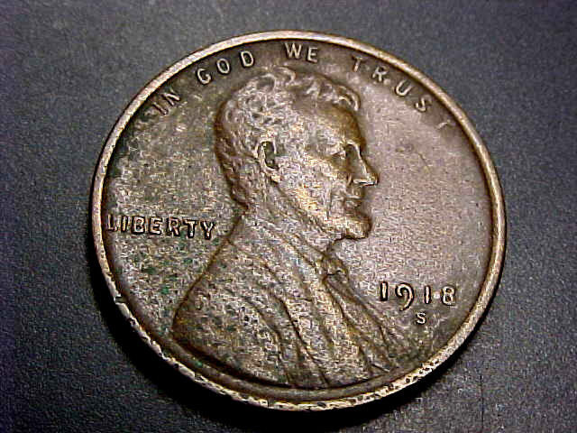 Beautiful 1918 S Lincoln Head Cent Penny Au Buy It now or Offer Lincoln Head Penny Of Great 48 Models Lincoln Head Penny