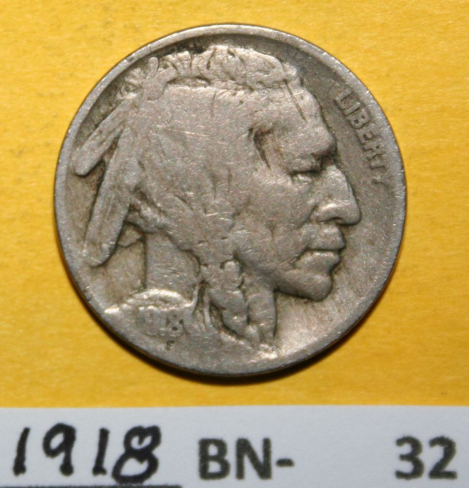 Beautiful 1918 Us Buffalo Nickel In Good Condition Price Per Each Us Buffalo Nickel Of Amazing 48 Ideas Us Buffalo Nickel