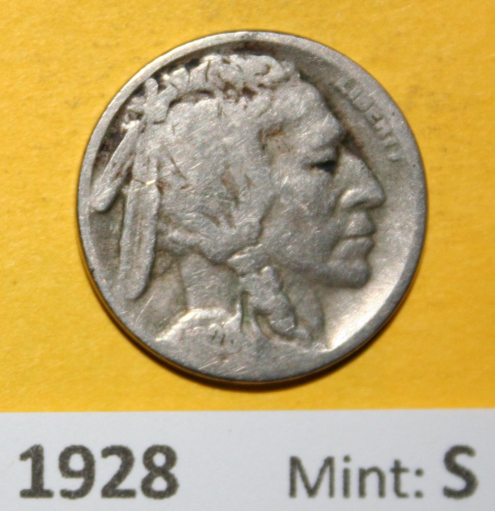 Beautiful 1928 S Us Buffalo Nickel In Good Condition Price Per Us Buffalo Nickel Of Amazing 48 Ideas Us Buffalo Nickel