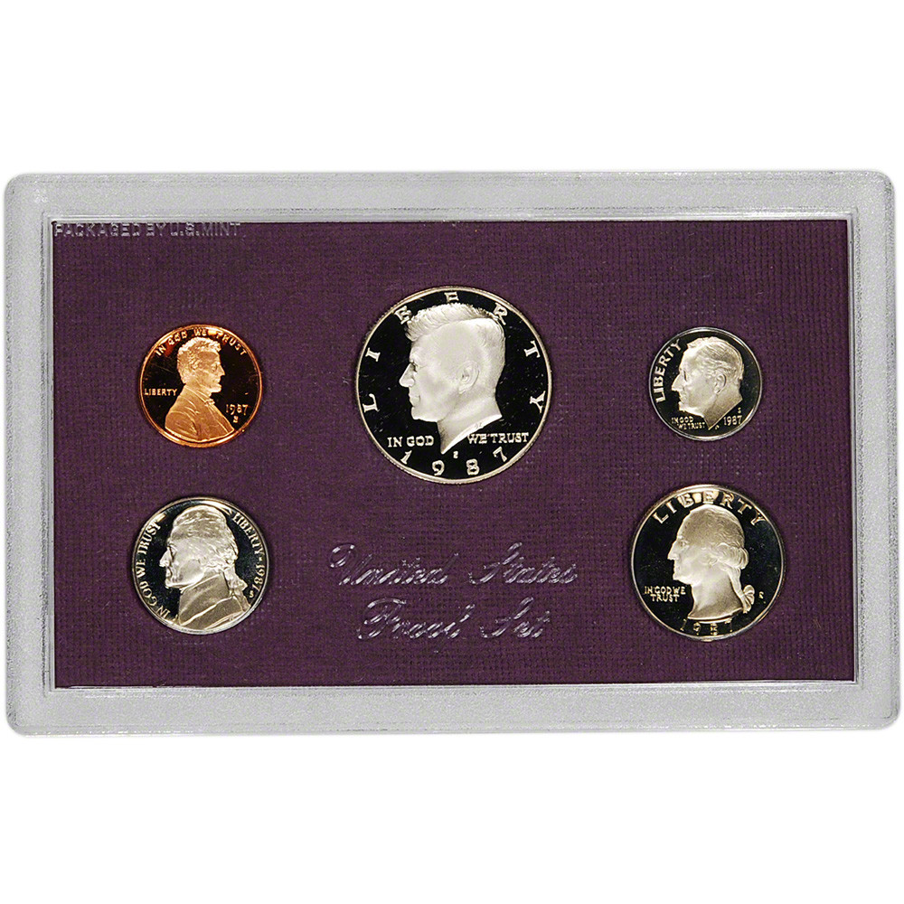 Beautiful 1987 S Us Mint Proof Set Auctions Buy and Sell Us Mint Proof Sets Of Wonderful 45 Pics Us Mint Proof Sets