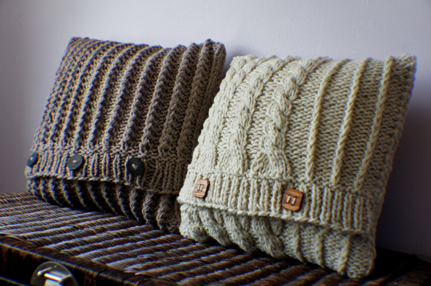 Beautiful 2 Cable Knit Pillow Covers Pillow Cover Decorative Pillow Cable Knit Pillow Cover Of Top 41 Pictures Cable Knit Pillow Cover