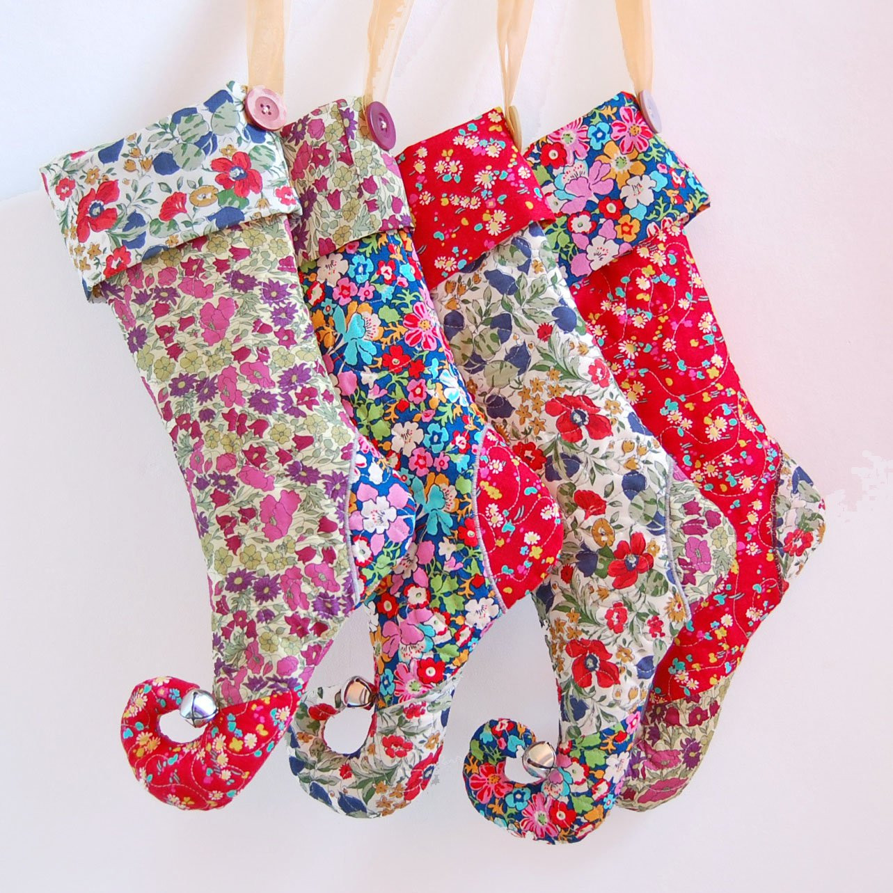 Beautiful 20 Christmas Stockings to Sew Christmas Stocking Sewing Pattern Of Marvelous 44 Models Christmas Stocking Sewing Pattern