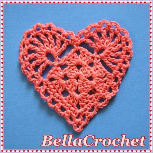 Beautiful 20 Crochet Heart Patterns for Valentine's Day and Beyond Crochet Heart Pattern Free Of Beautiful 40 Models Crochet Heart Pattern Free