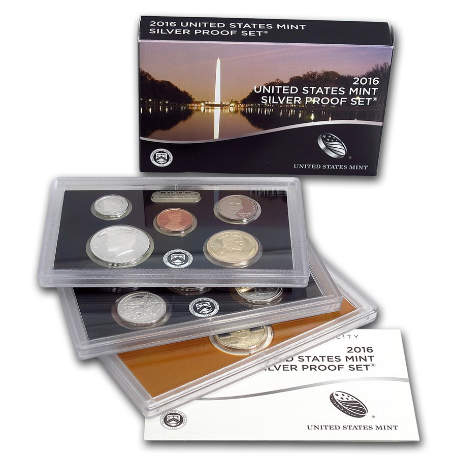Beautiful 2016 Silver Proof Set Silver Proof Sets 1992 Date Proof Sets Of Great 40 Photos Proof Sets