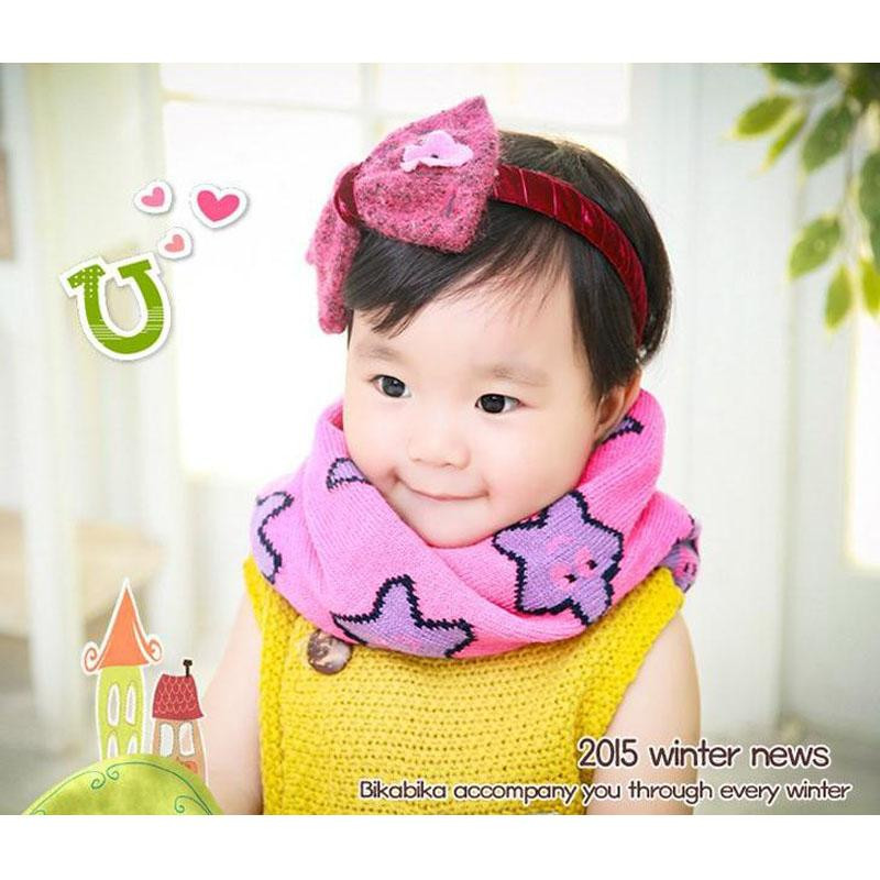 2018 Wholesale 2015 New Children S Winter Knitted Scarf