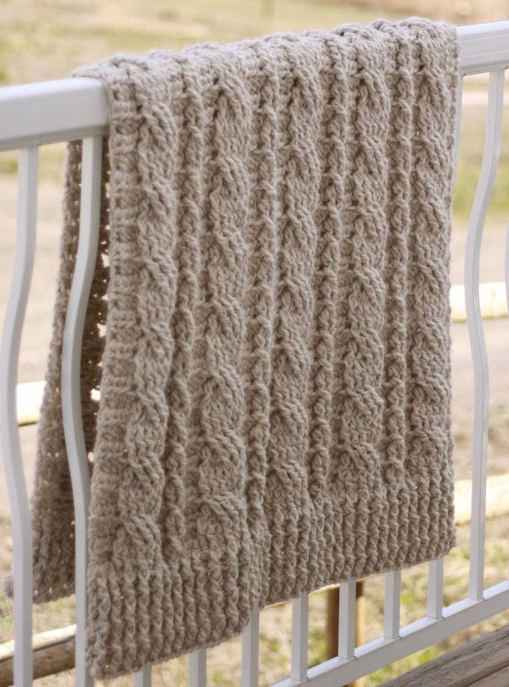 Beautiful 226 Best Images About Cable Crochet On Pinterest Crochet Cable Blanket Of Lovely 46 Models Crochet Cable Blanket