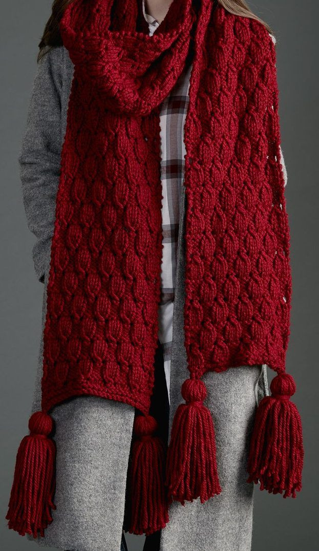 Beautiful 2344 Best Images About Kniting Scarf On Pinterest Easy Knit Scarf Of Marvelous 48 Photos Easy Knit Scarf